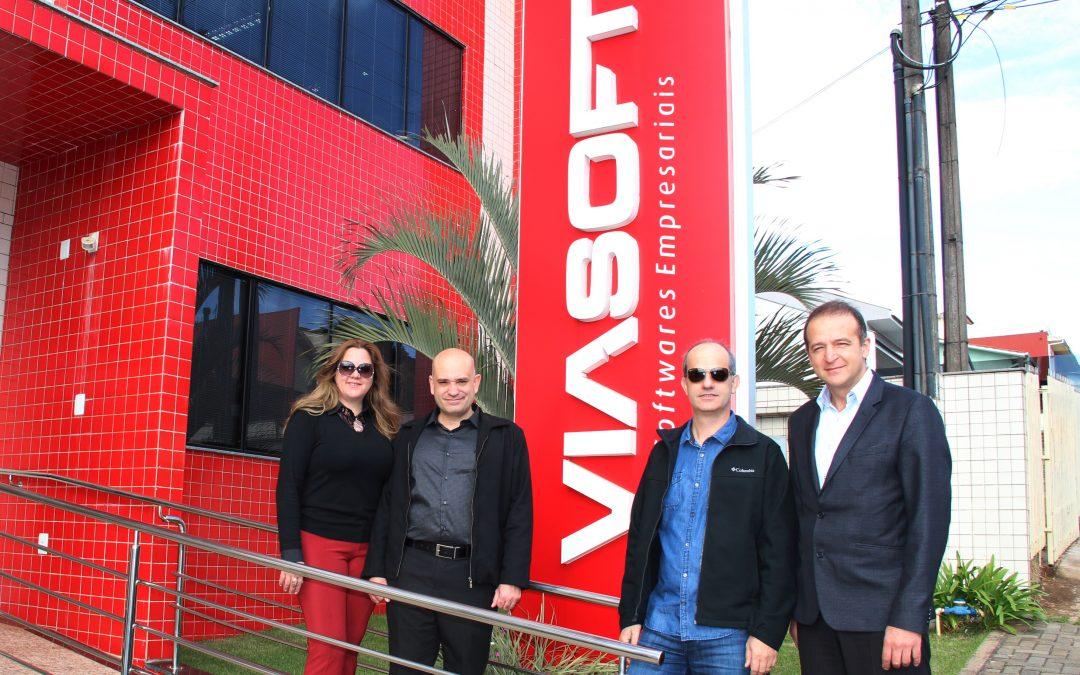 VIASOFT anuncia incorporação da empresa Korp