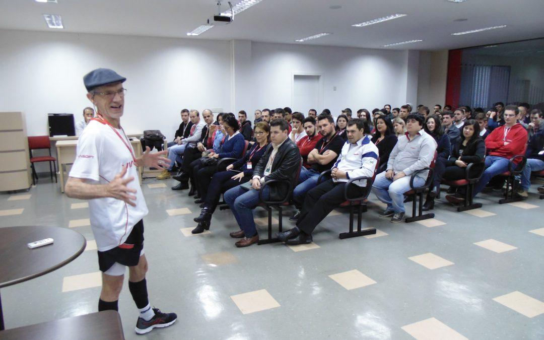 5 minutos de conversa com Osvaldo Renosto, atleta patrocinado pela VIASOFT
