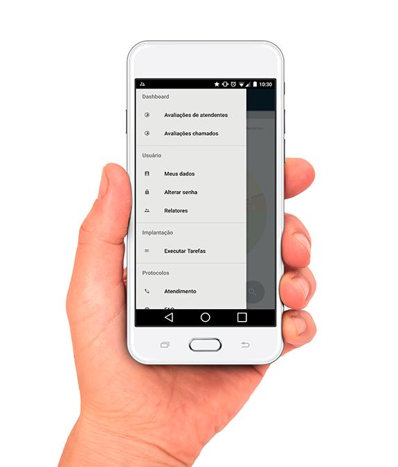 Se você gosta do nosso atendimento, precisa conhecer o app Viasoft Cliente