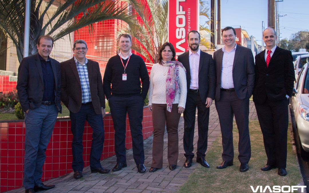 Viasoft realiza sua 5ª incorporação