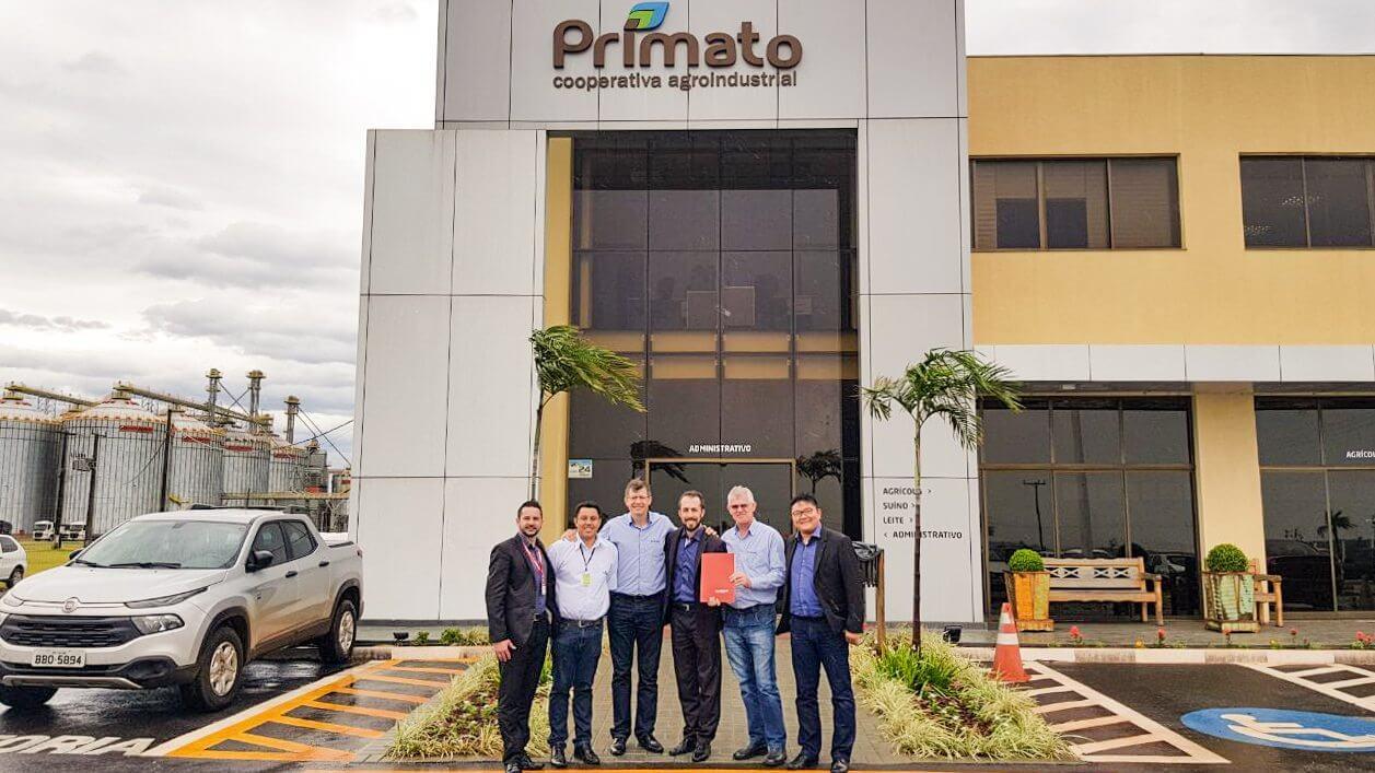 Cooperativa Agroindustrial Primato anuncia contratação das soluções VIASOFT como estratégia para o crescimento