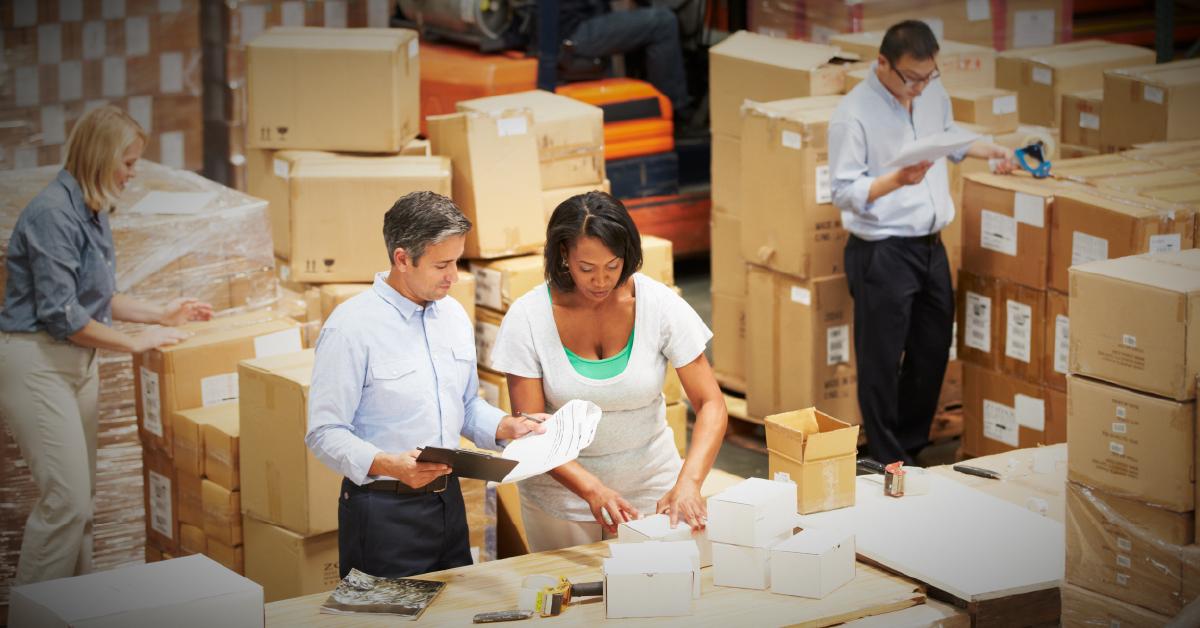 A logística da sua empresa pode ser eficiente mesmo em um pico de demanda.