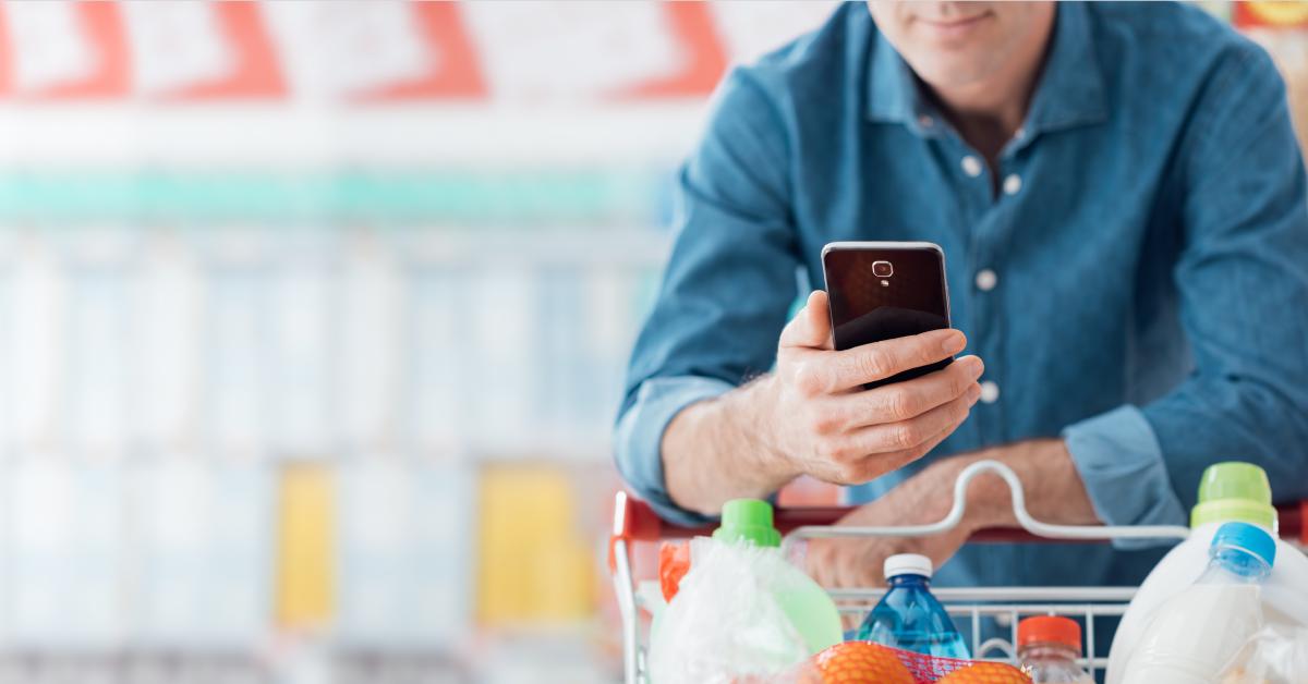 Supermercados quanto você vem investindo em campanhas publicitárias que não atingem quase ninguém
