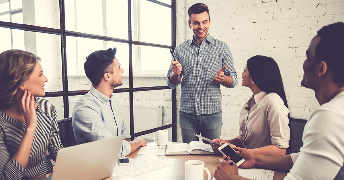 Automatize a avaliação de desempenho na sua empresa e suas equipes!