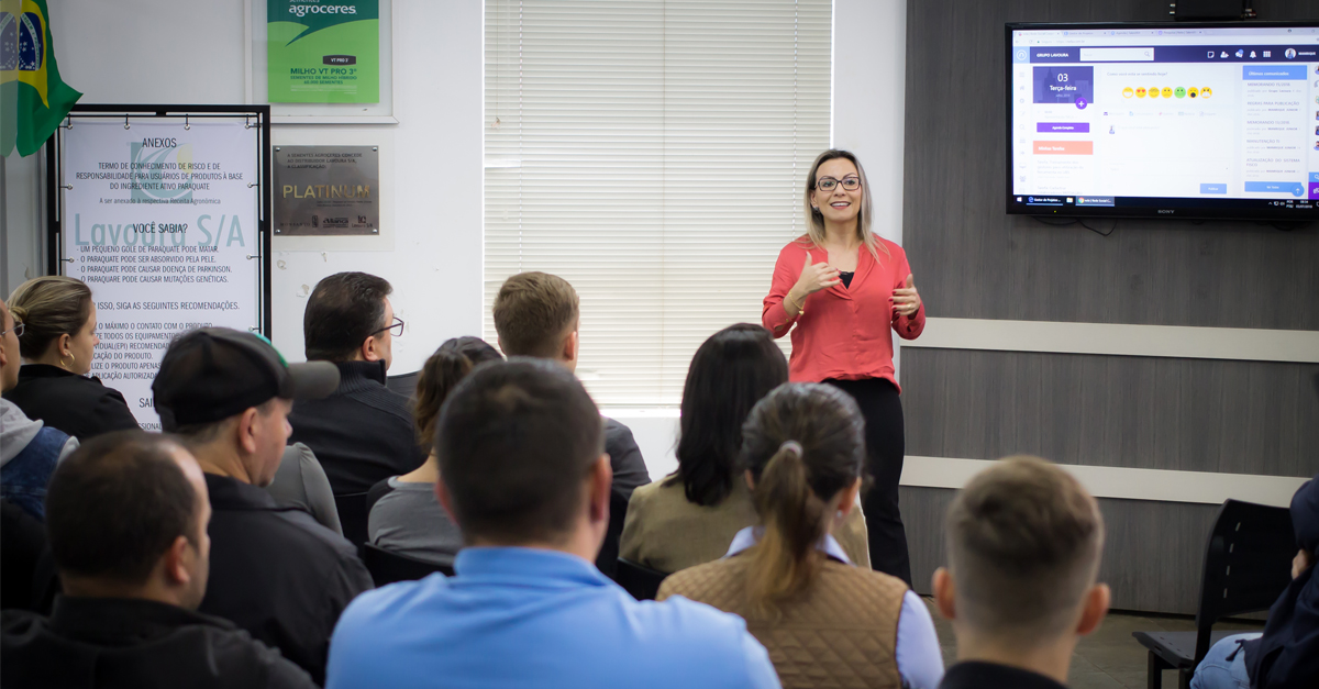 Lavoura S/A anuncia investimento em Rede Social para potencializar equipes