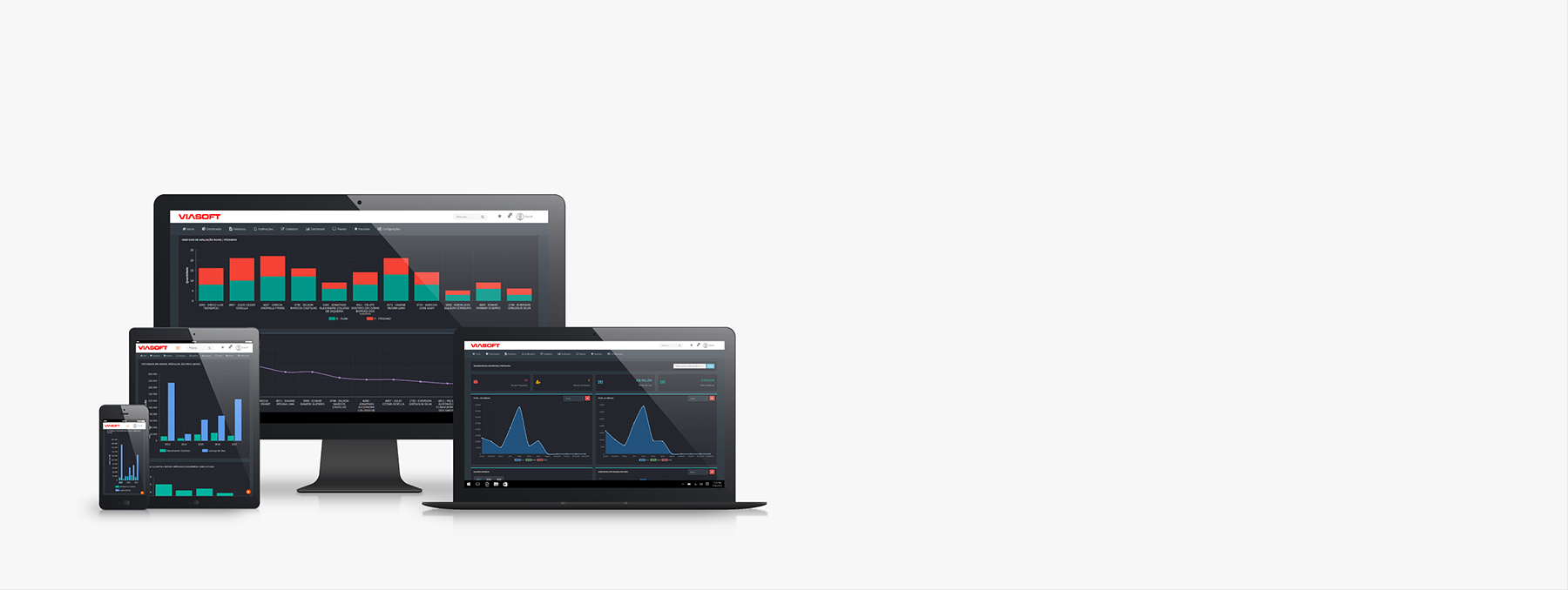 ganhe escala e eficiência operacional software