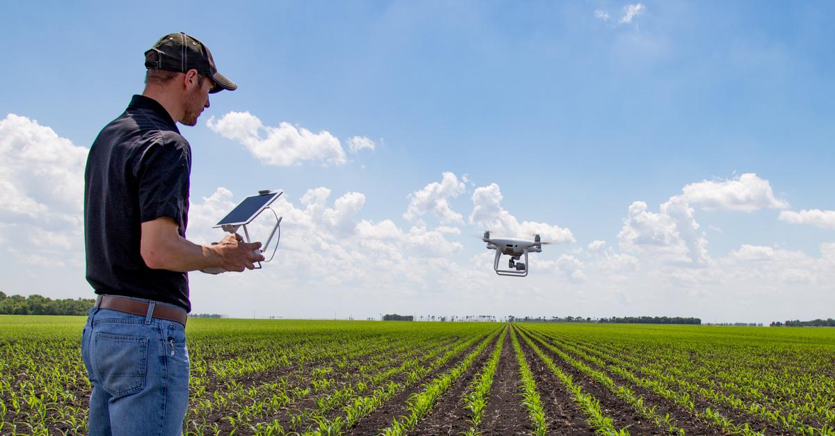 Drone: Tecnologia para um Mercado cheio de Oportunidades e Desenvolvimento