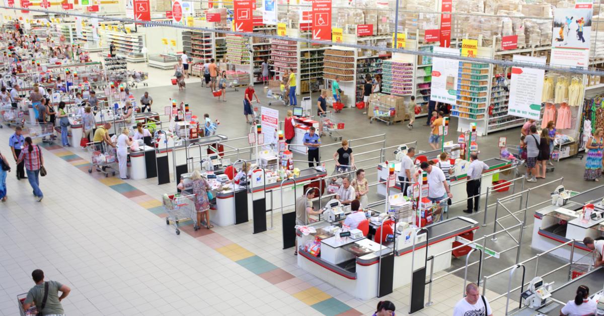 Gestão de supermercados