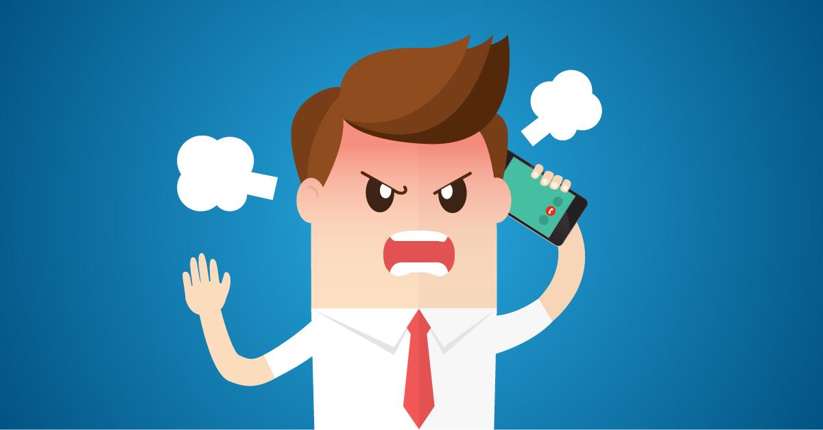 A incompetência do atendimento do seu sistema desestabiliza a sua empresa