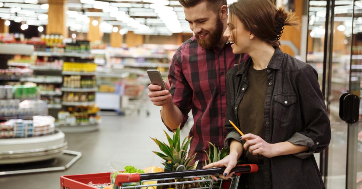 Seja o destino ideal dos clientes com o software para supermercado certo