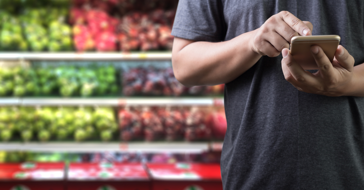 gestão de supermercado