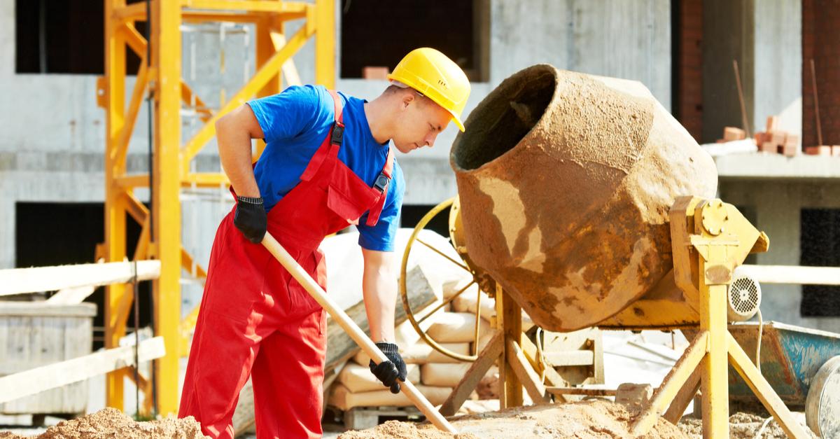 locação de equipamentos para construção