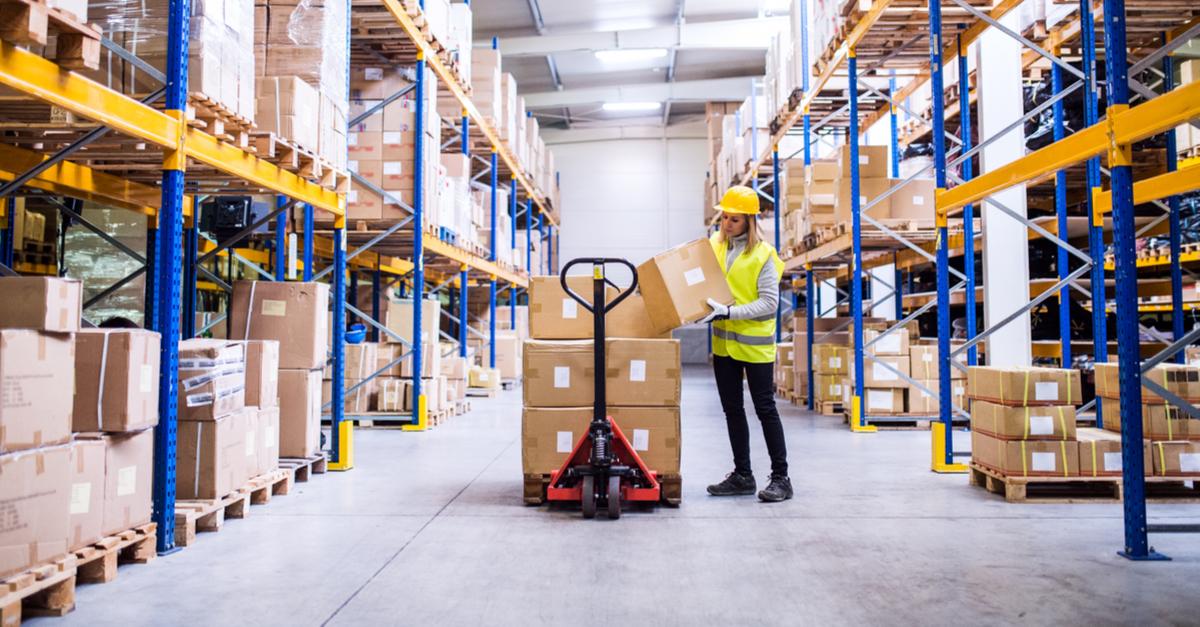 Otimize os processos logísticos ANTES de serem problema