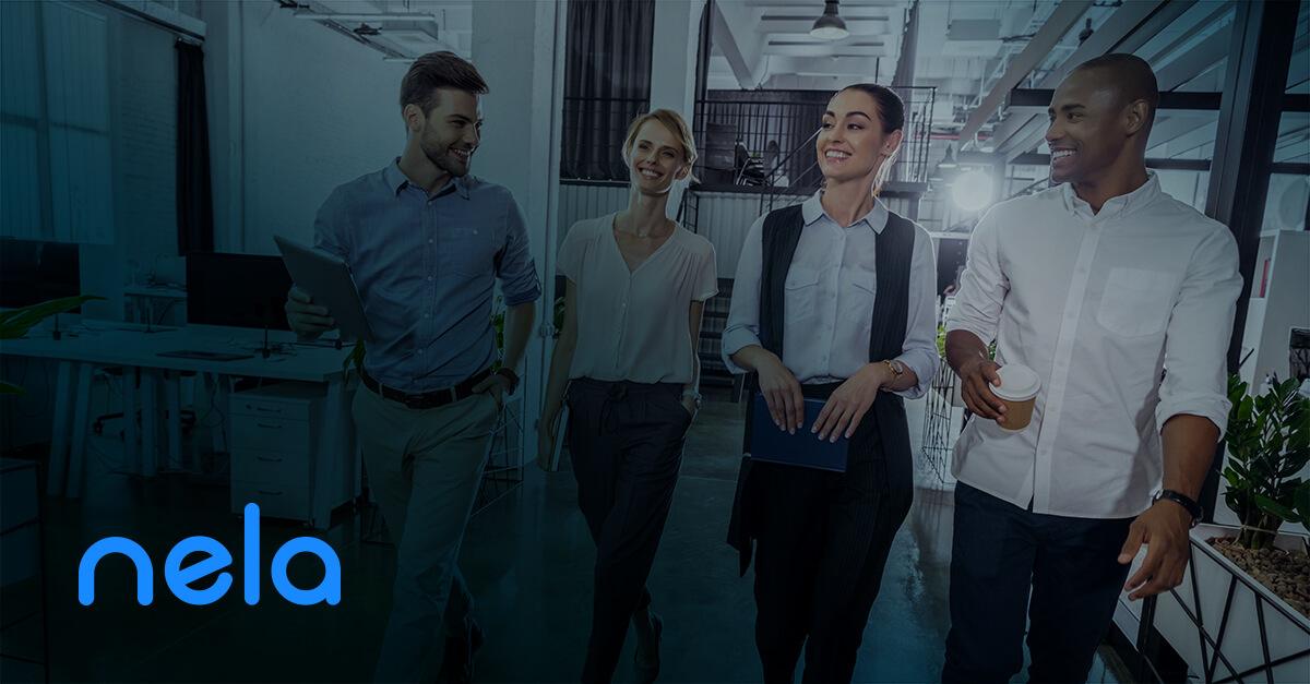 Mantenha um canal de comunicação eficaz com a Rede Social Corporativa Nela