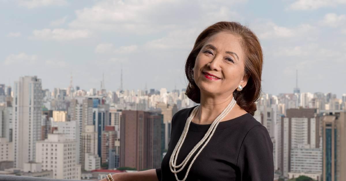 Chieko Aoki é uma das grandes atrações do evento Viasoft Connect