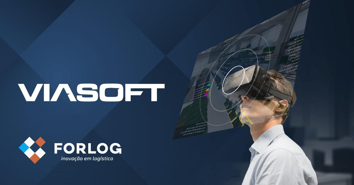Lançamento de novidades tecnológicas para a logística no VIASOFT CONNECT. Confira: