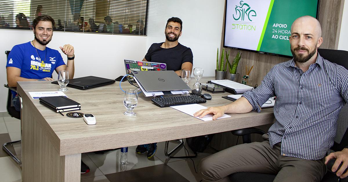 Startup Byke Station