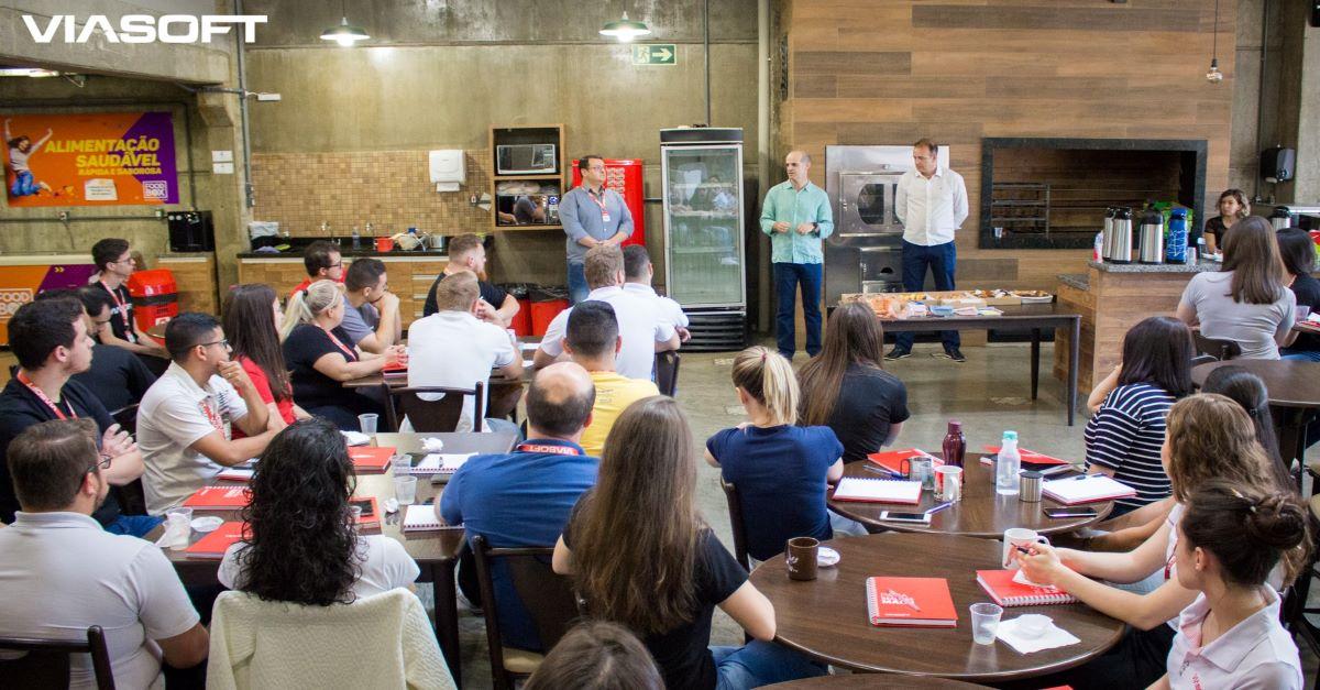 I Semana do Atendimento Viasoft: start de uma nova era no nosso suporte ao cliente