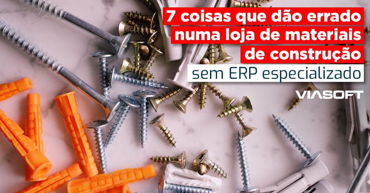 almacén de materiales de construcción sin ERP especializado