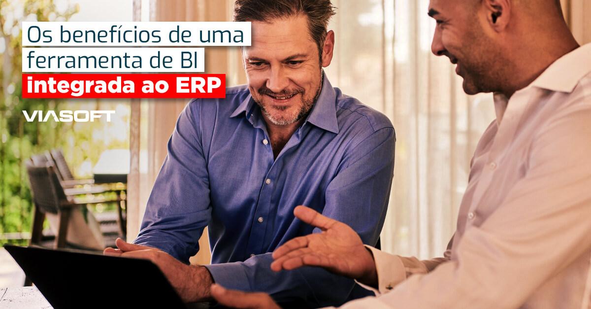 Herramienta de BI integrada con ERP