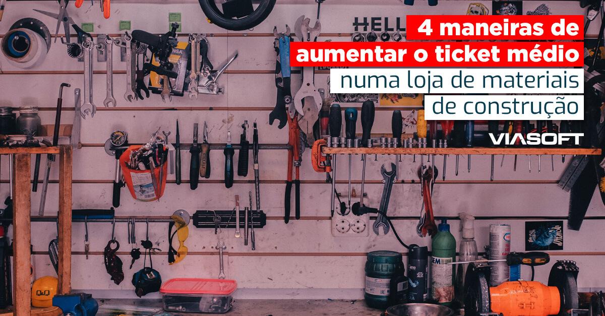 tienda de materiales de construcción